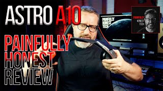 Astro A10 Budget Gaming Headset Review: Worth $60 Bucks?