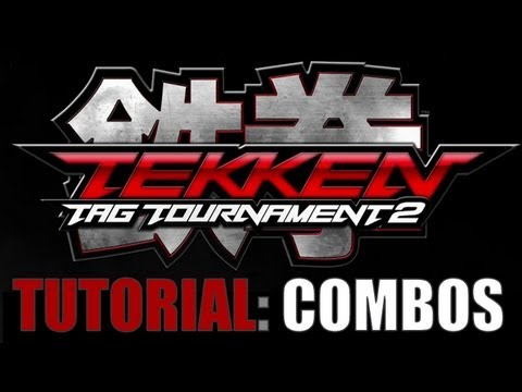 TEKKEN TAG TOURNAMENT 2 Tutorial Video #4 How to do Combos