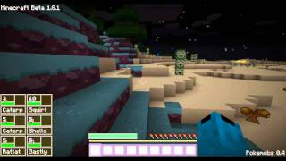 Let's Play Minecraft - A Pokemon Adventure Series - Episode 6 - The Pit