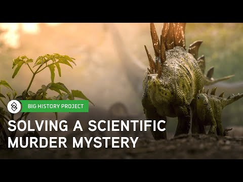 How We Proved An Asteroid Wiped Out The Dinosaurs | Big History Project
