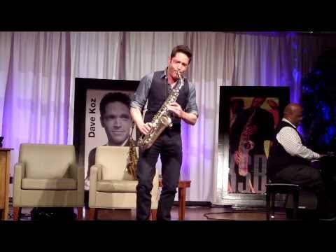 Know You By Heart - Dave Koz (Smooth Jazz Family)