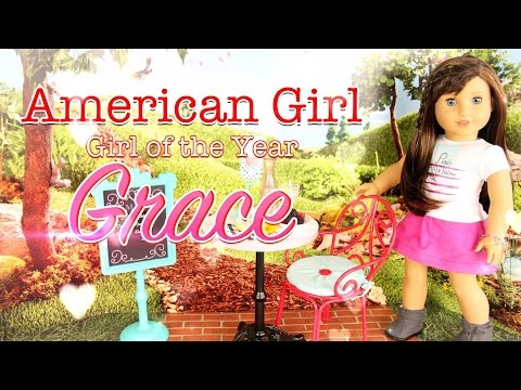 Doll Review:  American Girl 2015 Girl of the Year