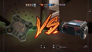 Twitch Drone vs Echo Yokai Drone Chase - Rainbow Six Siege Highlights NO ADS!!
