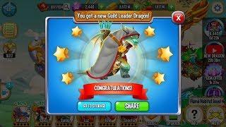 Dragon City || Sở Hữu Rồng Huyền Thoại 1 Sao Chỉ Với 400 Gems  || Vũ Liz Mobile