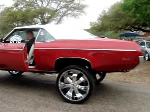 Donk On 26 S For Sale http://www.blingcheese.com/videos/1/donk+cars+for+sale.htm