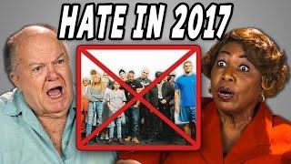 ELDERS REACT TO INTOLERANCE & PREJUDICE IN 2017 (Danish TV Commercial)