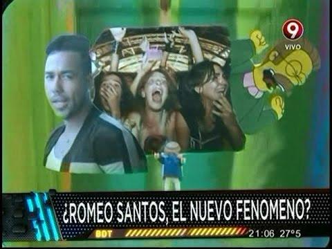 ¿Romeo Santos el nuevo fenómeno