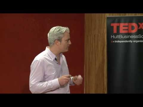 China, ReThink: Morry Morgan at TEDxHultBusinessSchoolSH