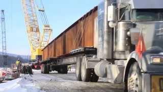 ARC Steel Bridge Construction