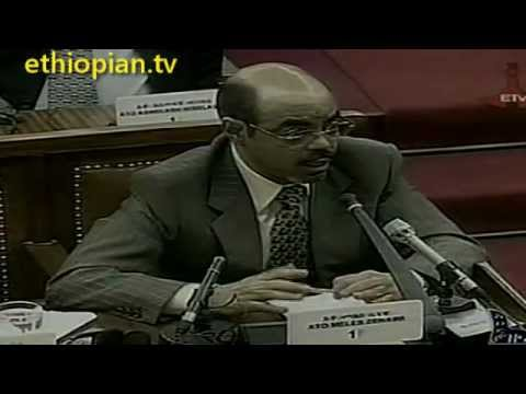 Twista : Memorable Video Clips of Meles Zenawi - Part 3