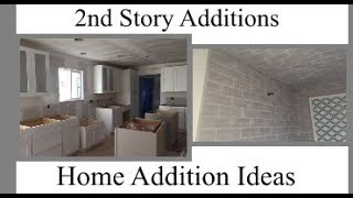 Let's Build: 2nd Story Additions - Home Addition Ideas