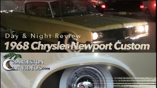 Chrysler Newport Custom (1968)  - Fully Rebuilt 49 Years Later Review