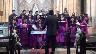 Girinirakal Padunnu - Wild Voices Choir - Malayalam Carol