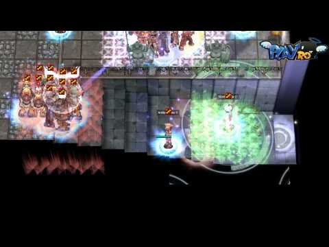 ZEUS GuildWar 1-1 Integration of Friends VS ï`Nosferatu`Evag!neï