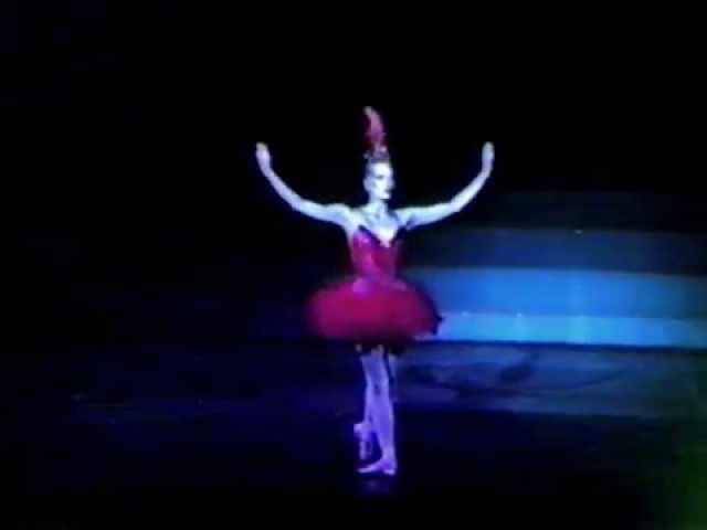 "FIREBIRD ""Berceuse"" and Finale (1982) the ""original"" Los Angeles Ballet"