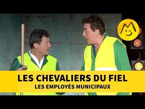 Les Chevaliers Du Fiel - Les employés municipaux streaming vf