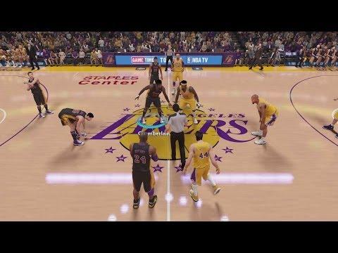 NBA 2K14 PS4 My Team - Kobe Dunks on Wilt!