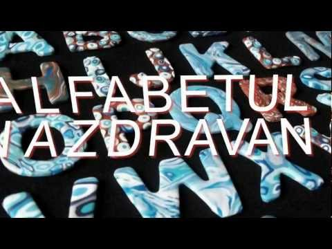 Alfabetul Nazdravan (cantece Copiii).avi video