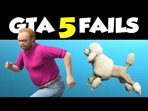 GTA 5 FAILS & WINS #13 // (GTA V Funny Moments Compilation)