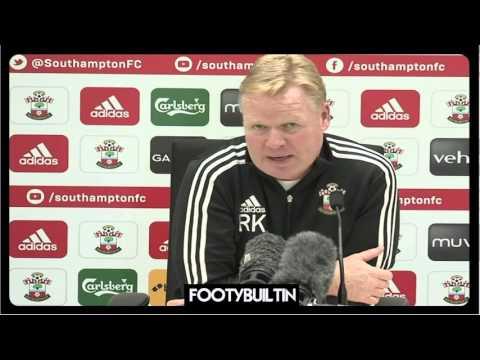 """Next Season I Will Be Here"" Says Ronald Koeman Regarding The Netherlands Job"
