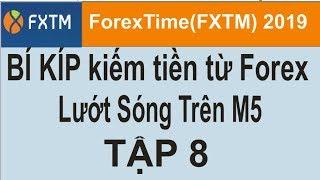 ForexTime(FXTM),tập 8,BI KÍP kiếm tiền từ FOREX bền vững, an toàn tuyệt đối, chiến lược 2019