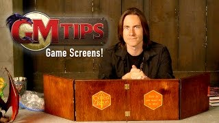 Setting Up Your Gamemaster's Screen! (GM Tips w/ Matt Mercer)
