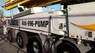 FLEMING - CONCRETE PUMP TRUCK