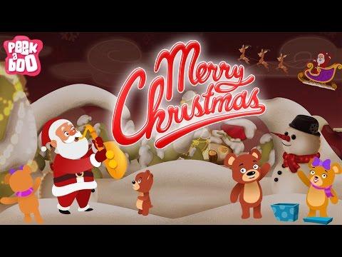 We Wish You A Merry Christmas | Christmas Carols & Christmas Songs for Kids By Peekaboo Kids