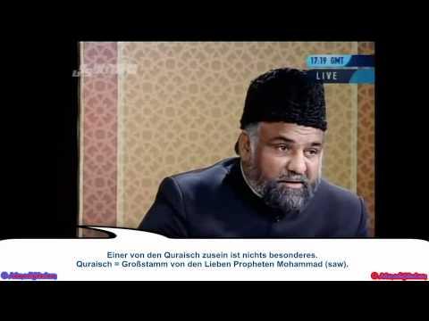 Hazrat Mirza Ghulam Ahmad (as) - Nachkommen von Fatimah (ra)? © AhmadiGhulam