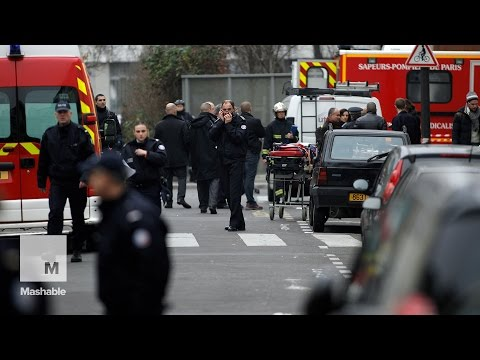 12 dead in Paris after 'terror attack' on magazine | Mashable