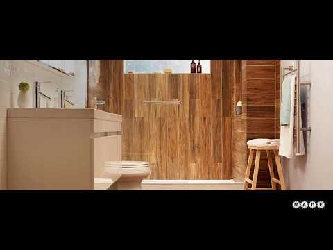 Floor and Wall Tiles for Bathrooms