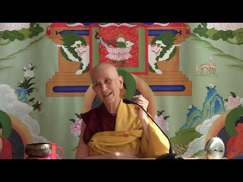 04 Parting from the Four Attachments: Attachment and Death Meditation 04-22-20