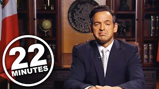Reasons the Mexican president isn't afraid of Trump | 22 Minutes