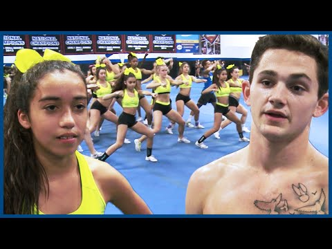 Cheerleaders Season 3 Ep. 18 - The Last Practice