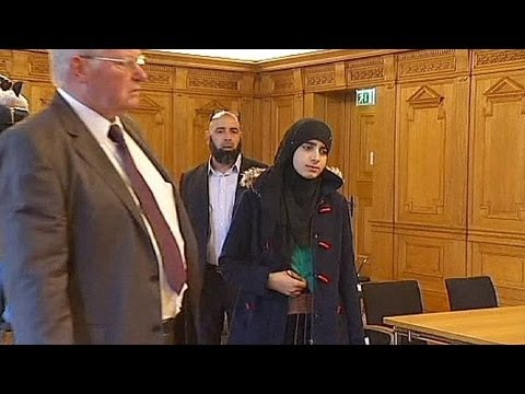 German Court Rules Muslim Girl Must Go To School Swimming Lessons video