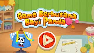 🐼 Baby Bus ~ Panda Fashion Dress Up #babybus #panda #KidsTv #Cartoon #FunnyKids  #barbie