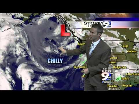 Storm Tracker 13 Forecast
