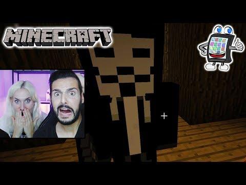 NINA ZOCKT DAS ERSTE MAL MINECRAFT MURDER NINA HAT HEFTIG ANGST - Minecraft murderer jetzt spielen