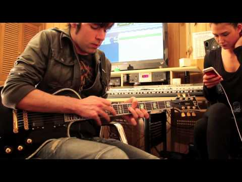 Jordan Curran - Memphis May Fire - Vices (Guitar Cover)