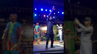 Watch The Performance Of Fuji Artist Take Currency Performance At Peller Unity Cup