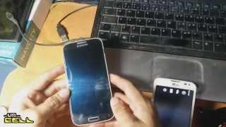 Instalação de Rom/Firmware oficial no Samsung Galaxy S4 (GT-I9505) #