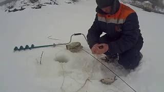 Зимняя рыбалка. Ловля на Экраны (Телевизоры)