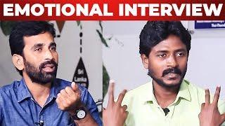10 Varushama Varumanam Illa | Ratchasan Saravanan | Merku Thodarchi Malai Antony Emotional Interview