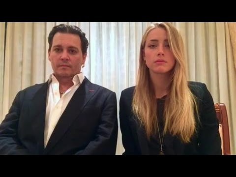 Johnny Depp and Amber Heard Record Video Apology Over Dogs