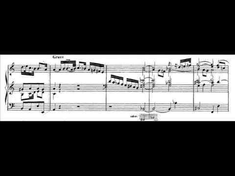 Бах Иоганн Себастьян - Bwv 564 Adagio
