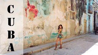 BEST CUBA TRAVEL VLOG | HAVANA AND VARADERO