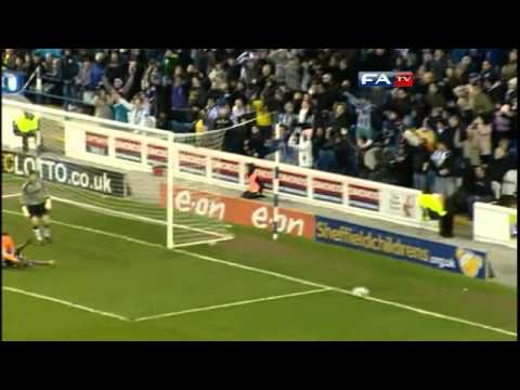 Sheff Wed 4-1 Hereford | The FA Cup 4th Round - 29/01/11