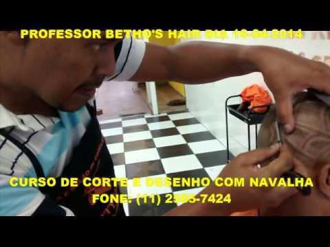 CURSO DE DESENHO COM NAVALHA