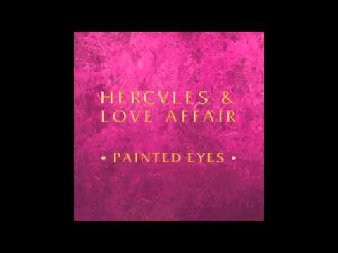 Hercules and Love Affair - Painted Eyes (Wolfram Remix)
