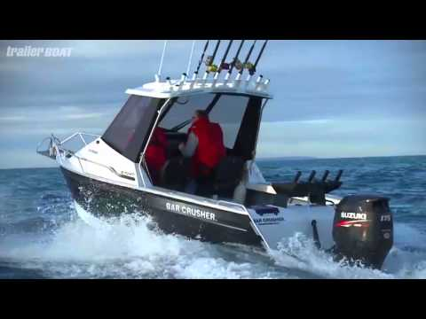 Australia's Greatest Boat 2012 - Bar Crusher 670HT